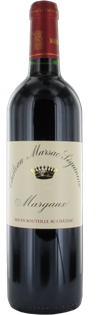 Chateau Marsac Seguineau Margaux 2012 750ml - Case of 12